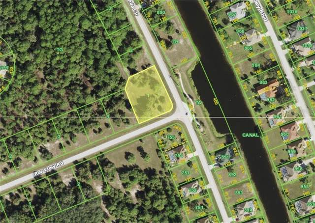 780 Rotonda Circle, Rotonda West, FL 33947 (MLS #D6115199) :: The BRC Group, LLC