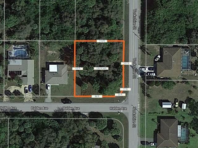 1023 Yorkshire Street, Port Charlotte, FL 33952 (MLS #D6115201) :: Delgado Home Team at Keller Williams