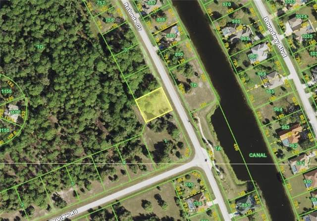 778 Rotonda Circle, Rotonda West, FL 33947 (MLS #D6115204) :: The BRC Group, LLC