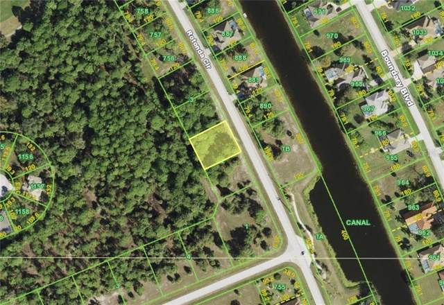 776 Rotonda Circle, Rotonda West, FL 33947 (MLS #D6115217) :: The BRC Group, LLC