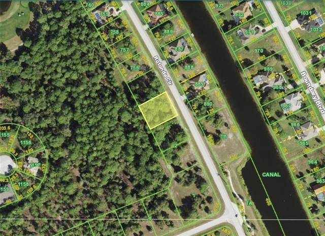 774 Rotonda Circle, Rotonda West, FL 33947 (MLS #D6115220) :: The BRC Group, LLC