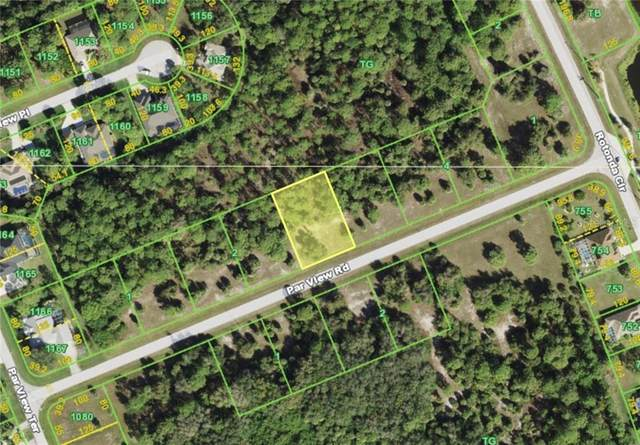 92 Par View Road, Rotonda West, FL 33947 (MLS #D6115225) :: The BRC Group, LLC