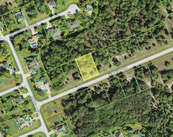86 Par View Road, Rotonda West, FL 33947 (MLS #D6115227) :: The BRC Group, LLC