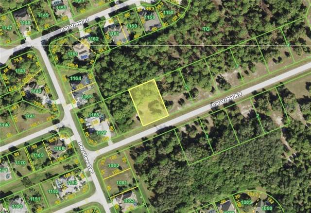 80 Par View Road, Rotonda West, FL 33947 (MLS #D6115229) :: The BRC Group, LLC