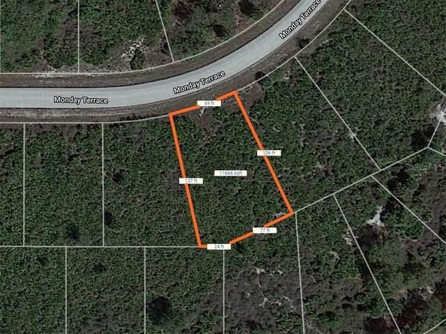 7444 Monday Terrace, Port Charlotte, FL 33981 (MLS #D6115234) :: The BRC Group, LLC