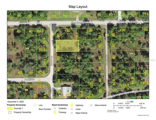 13030 Aranov Lane, Punta Gorda, FL 33955 (MLS #D6115235) :: Sarasota Property Group at NextHome Excellence