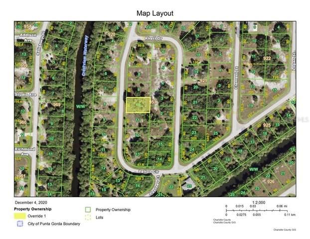 223 Pelton Circle, Port Charlotte, FL 33954 (MLS #D6115250) :: Baird Realty Group