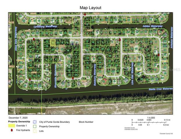 15009 Lyneburg Avenue, Port Charlotte, FL 33981 (MLS #D6115314) :: Griffin Group