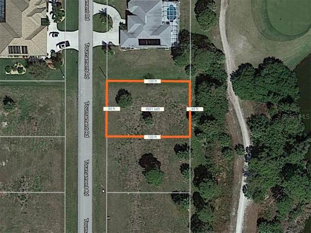 210 Tournament Road, Rotonda West, FL 33947 (MLS #D6115346) :: Premier Home Experts