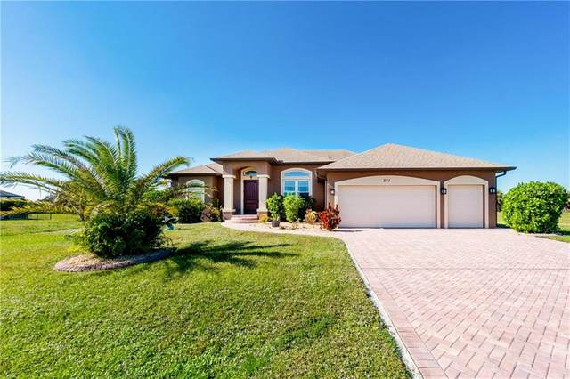 221 W Pine Valley Lane, Rotonda West, FL 33947 (MLS #D6115347) :: Premier Home Experts