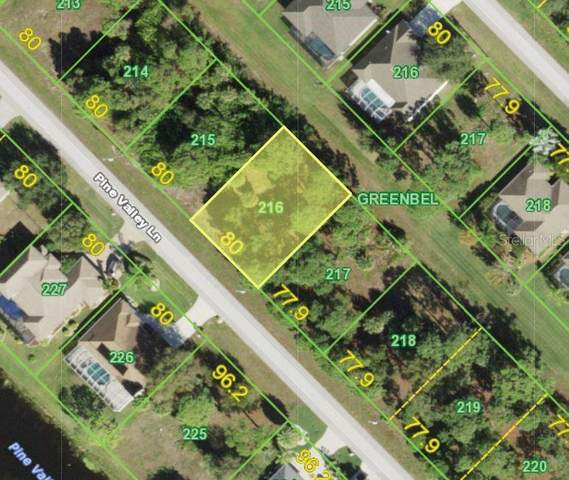11 Pine Valley Lane, Rotonda West, FL 33947 (MLS #D6115392) :: Zarghami Group