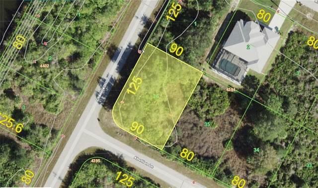 13390 Chenille Drive, Port Charlotte, FL 33981 (MLS #D6115419) :: Premier Home Experts