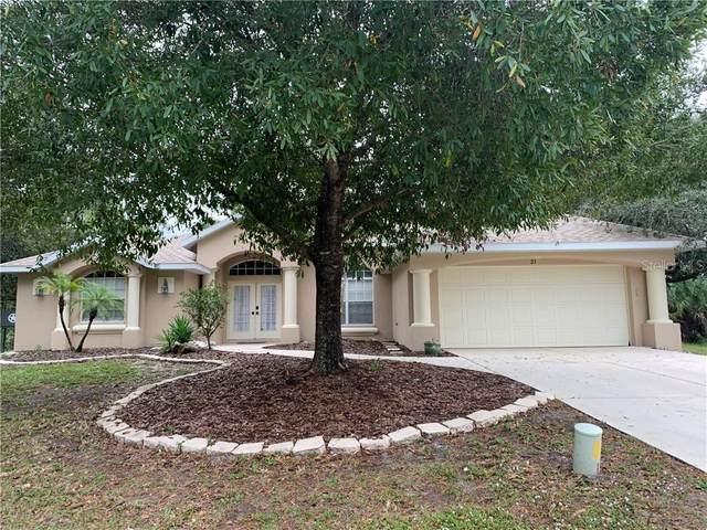 21 Par View Place, Rotonda West, FL 33947 (MLS #D6115424) :: Griffin Group
