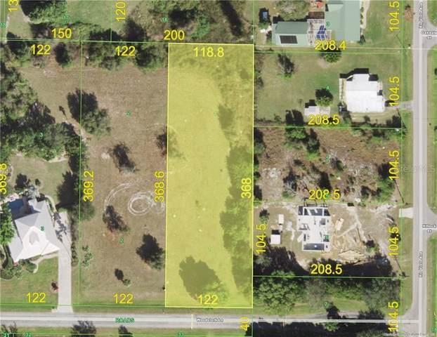 501 Woodstork Lane, Punta Gorda, FL 33982 (MLS #D6115467) :: Griffin Group