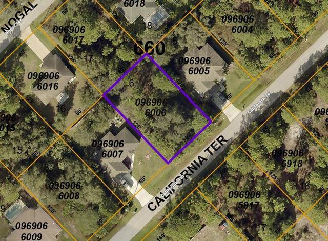 Lot 6 California Terrace, North Port, FL 34286 (MLS #D6115504) :: EXIT King Realty