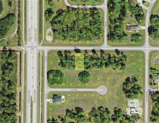 115 Sunset Road N, Rotonda West, FL 33947 (MLS #D6115537) :: Griffin Group