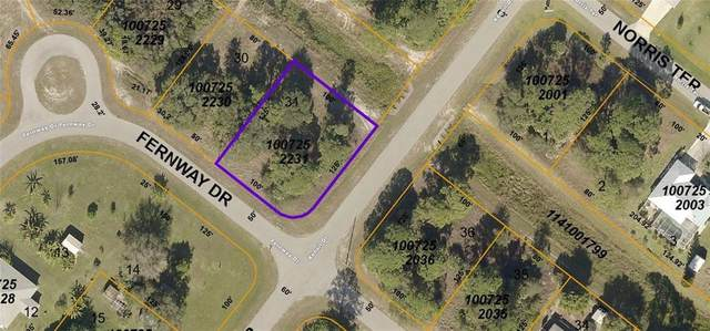 Lot 31 Fernway Drive, North Port, FL 34288 (MLS #D6115571) :: Baird Realty Group