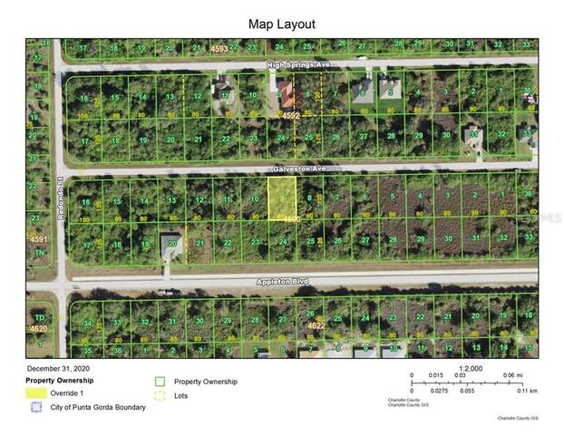 13273 Galveston Avenue, Port Charlotte, FL 33981 (MLS #D6115627) :: Positive Edge Real Estate
