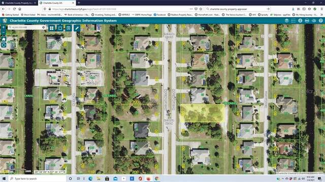 194 Rotonda Boulevard N, Rotonda West, FL 33947 (MLS #D6115648) :: Young Real Estate