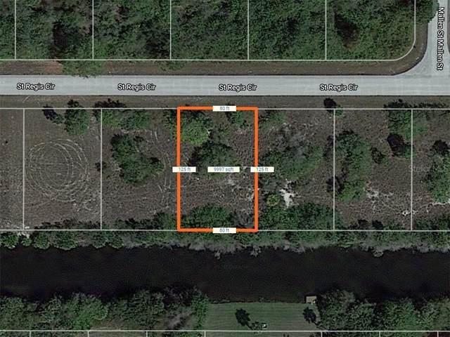 7786 St Regis Circle, Port Charlotte, FL 33981 (MLS #D6115697) :: Young Real Estate