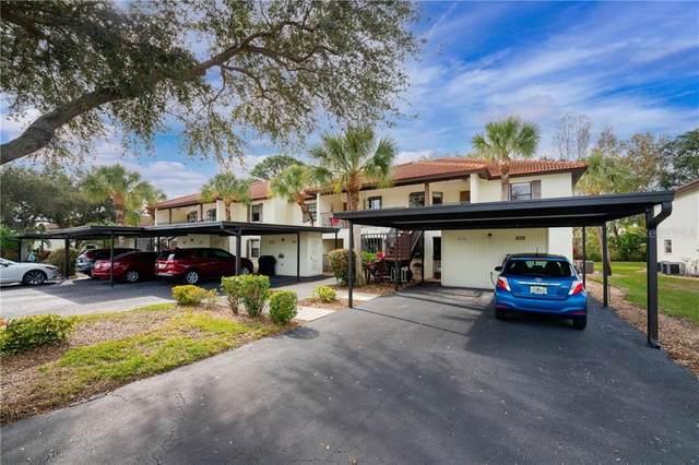 210 Pine Hollow Drive #210, Englewood, FL 34223 (MLS #D6115736) :: Team Buky