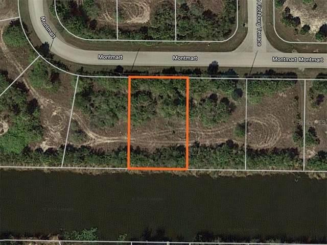 14299 Montmarte Avenue, Port Charlotte, FL 33981 (MLS #D6115754) :: Griffin Group