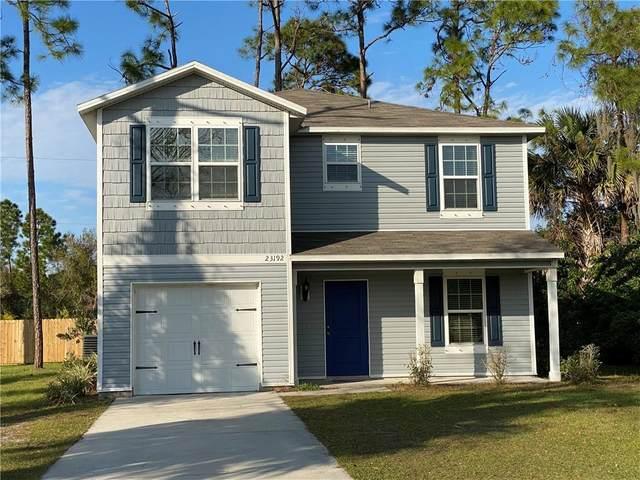 23192 Aberdeen Avenue, Port Charlotte, FL 33952 (MLS #D6115794) :: EXIT King Realty