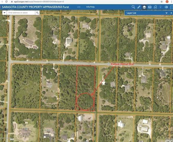 Delor Avenue, North Port, FL 34286 (MLS #D6115797) :: EXIT King Realty