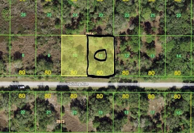14496 Twining Avenue, Port Charlotte, FL 33953 (MLS #D6115798) :: Premier Home Experts