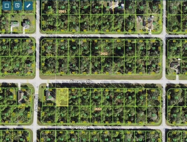 829 Biscayne Drive, Port Charlotte, FL 33953 (MLS #D6115806) :: Alpha Equity Team