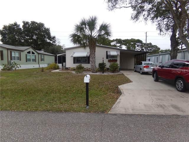 2734 Tanager Lane, Englewood, FL 34224 (MLS #D6115830) :: The BRC Group, LLC