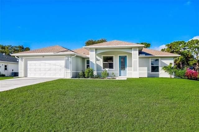 121 Broadmoor Lane, Rotonda West, FL 33947 (MLS #D6115841) :: EXIT King Realty