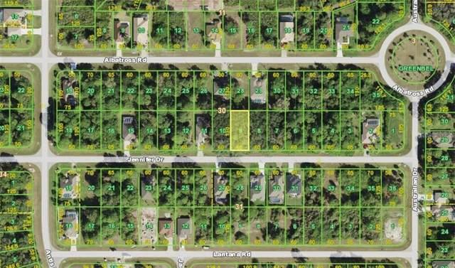 212 Jennifer Drive, Rotonda West, FL 33947 (MLS #D6115852) :: Young Real Estate