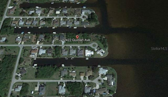 12422 Quinlan Avenue, Port Charlotte, FL 33981 (MLS #D6115918) :: Florida Real Estate Sellers at Keller Williams Realty