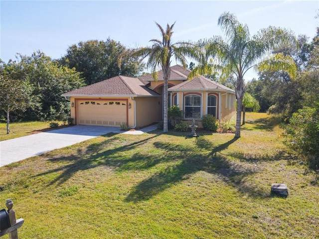 157 Baytree Drive, Rotonda West, FL 33947 (MLS #D6115919) :: EXIT King Realty