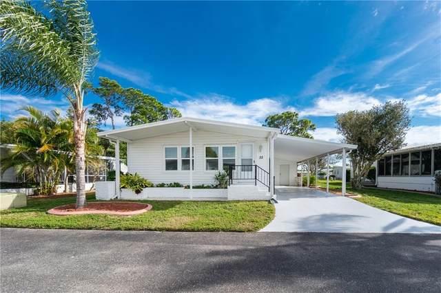 55 N Flora Vista Street, Englewood, FL 34223 (MLS #D6115925) :: The Duncan Duo Team