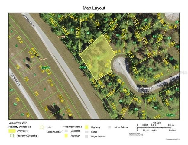 13381 Sardine Lane, Placida, FL 33946 (MLS #D6115940) :: The BRC Group, LLC