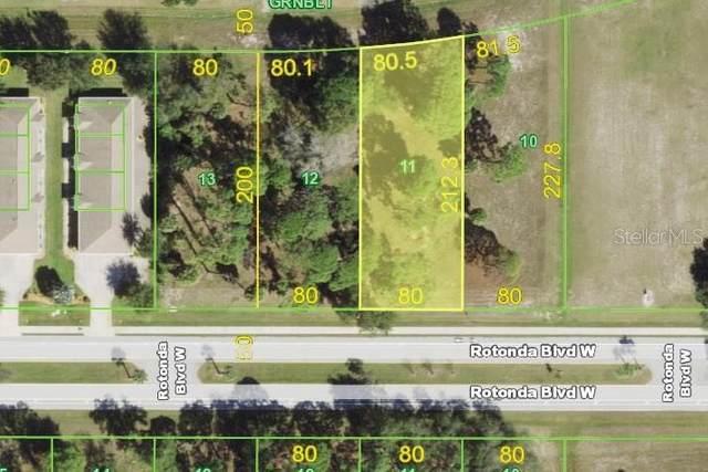 168 Rotonda Boulevard W, Rotonda West, FL 33947 (MLS #D6115946) :: The Duncan Duo Team