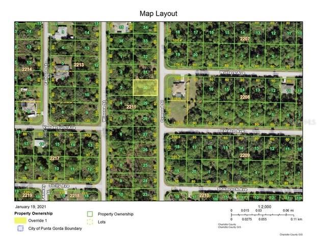 4101 Ormond Street, Port Charlotte, FL 33948 (MLS #D6115994) :: Baird Realty Group