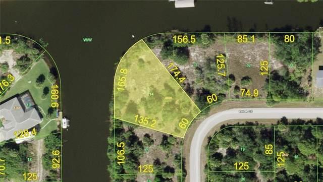 14438 Lillian Circle, Port Charlotte, FL 33981 (MLS #D6116039) :: Everlane Realty
