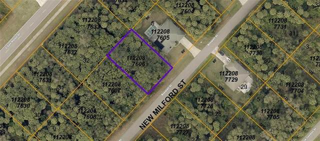 Lot 6 Boswell Street, North Port, FL 34288 (MLS #D6116052) :: Griffin Group