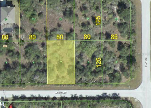 14332 Artesia Avenue, Port Charlotte, FL 33981 (MLS #D6116081) :: EXIT King Realty