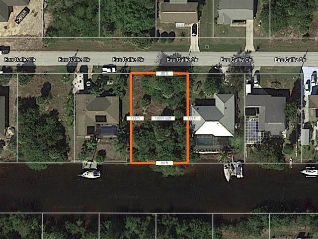 18210 Eau Gallie Circle, Port Charlotte, FL 33948 (MLS #D6116107) :: The Paxton Group