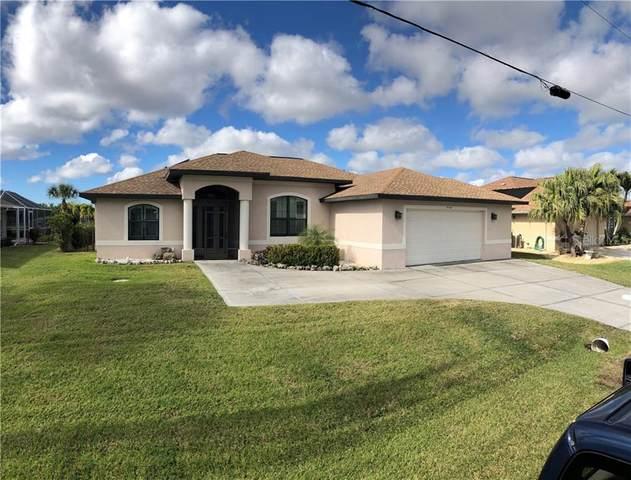 9150 Melody Circle, Port Charlotte, FL 33981 (MLS #D6116121) :: Godwin Realty Group
