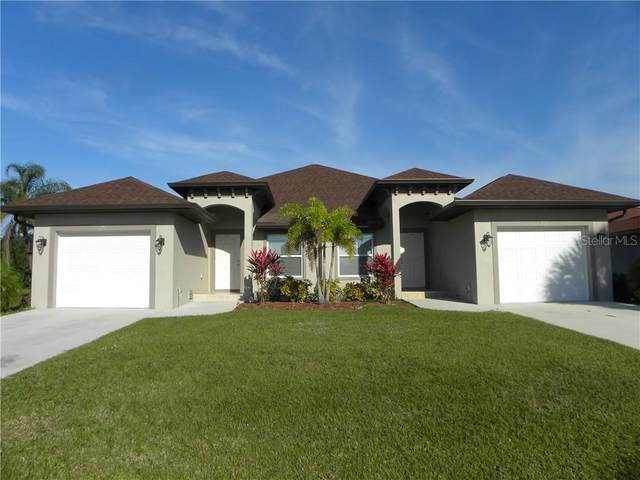 273 Boundary Boulevard, Rotonda West, FL 33947 (MLS #D6116146) :: Team Buky