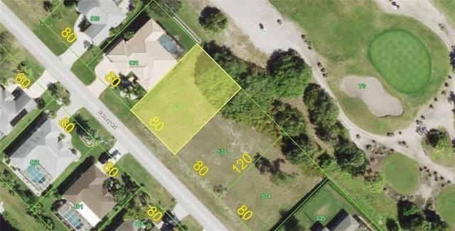 72 Fairway Road, Rotonda West, FL 33947 (MLS #D6116158) :: The BRC Group, LLC