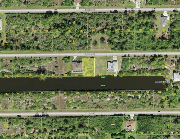 15504 Hennipen Circle, Port Charlotte, FL 33981 (MLS #D6116161) :: Team Buky