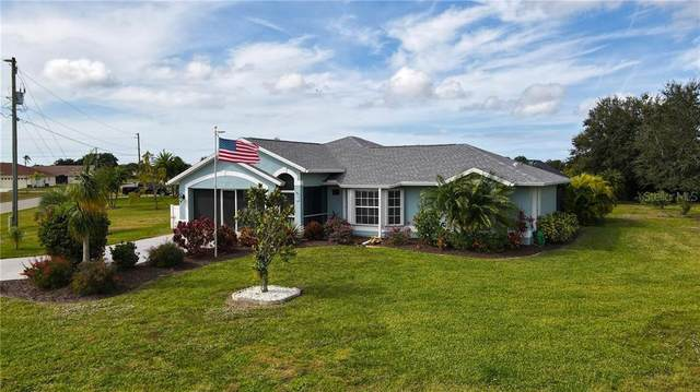 68 Clubhouse Terrace, Rotonda West, FL 33947 (MLS #D6116167) :: Rabell Realty Group