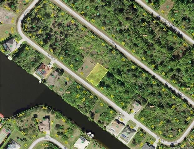 14252 Joggins Avenue, Port Charlotte, FL 33981 (MLS #D6116168) :: New Home Partners