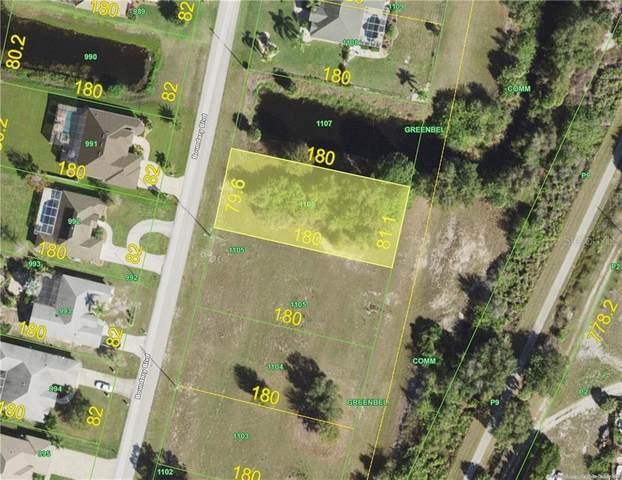 923 Boundary Boulevard, Rotonda West, FL 33947 (MLS #D6116173) :: The Lersch Group